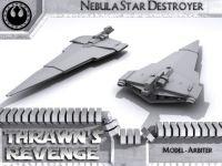 Nebula Class Star Destroyer