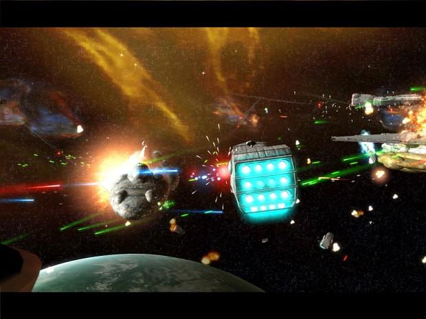 Space Battle image - Thrawn's Revenge: Imperial Civil War