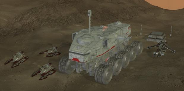 A6 Juggernaut Model Update