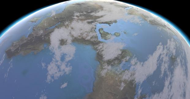 Entering Low Orbit - New Planet Overhaul Project