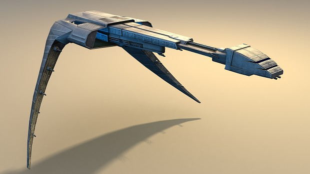 Nova-class Battle Cruiser Renders