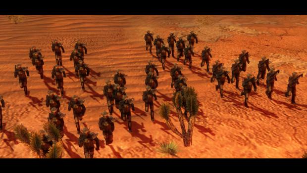 Yevethan Infantry