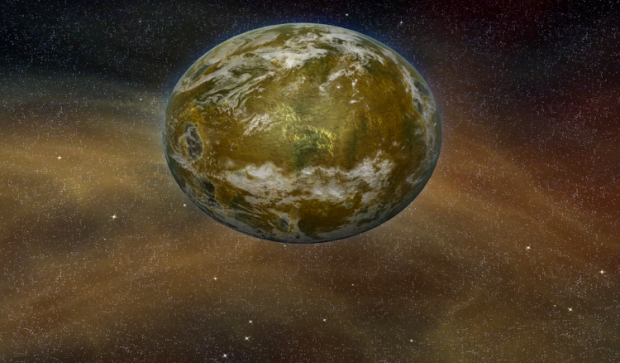 Planet(s) of the Day: Bastion