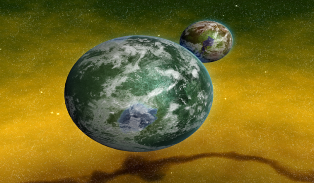 Planet(s) of the Day: Onderon (with Dxun)