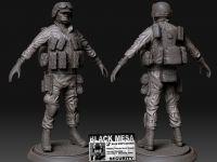 HECU Soldier