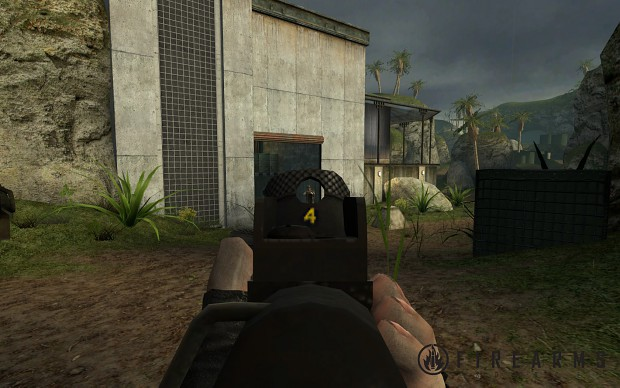 MP5 Ironsights