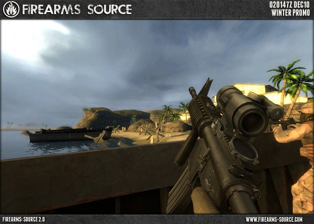 Firearms: Source 2.0 Previews