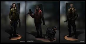 Survivor Concepts