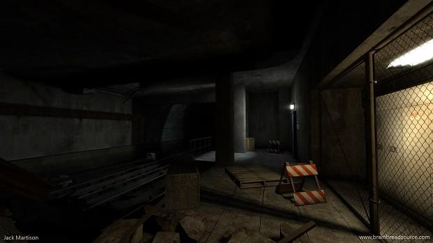 Underground WIP