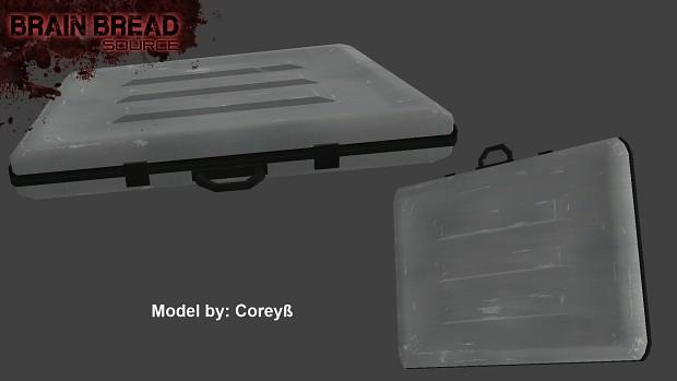 Suitcase - WIP