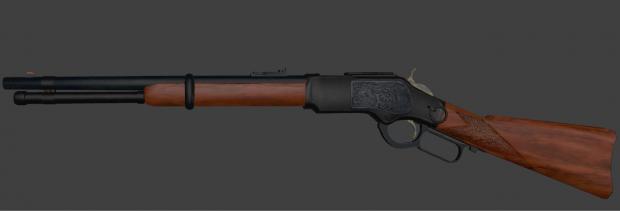 1873 Winchester Trapper Custom