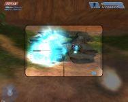 Sniper rilfe shooting plasma grenade