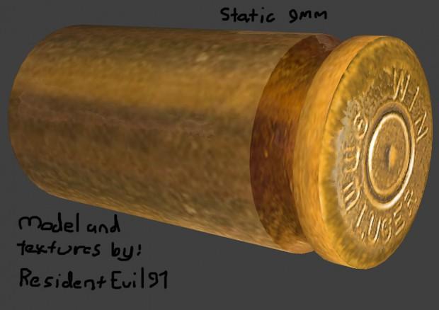 Shell 9mm