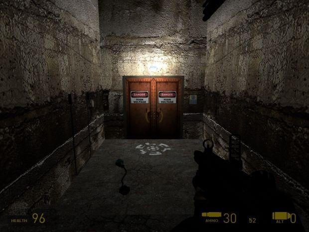 re2 door =O