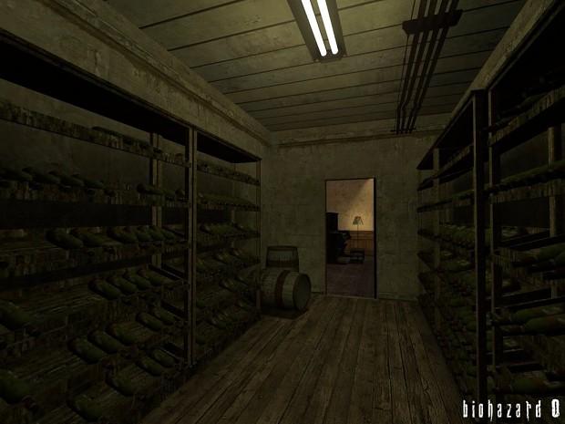 Wine storage -wip-