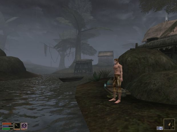 Waterfront of Seyda Neen