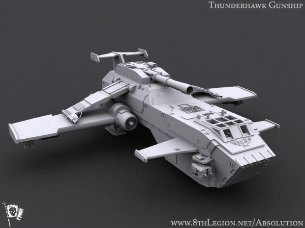 Thunderhawk front