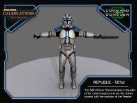 Clone Trooper - 501'st