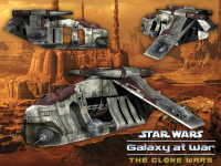 LAAT/i - Republic Gunship