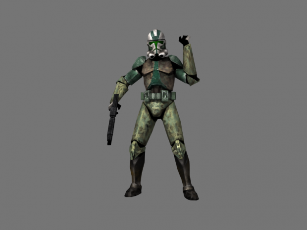 Commander Gree image - Star Wars: Galaxy at War mod for