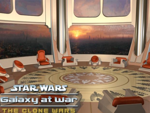 Jedi Council Chambers Image Star Wars Galaxy At War Mod