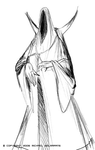 Dark Bishop Concept