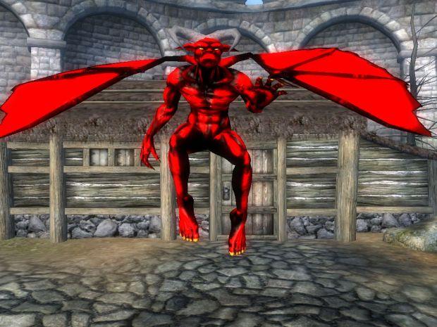 Fire Gargoyle