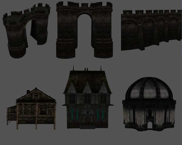 New Winnowing Hall Textures
