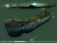 Uboat Wreck