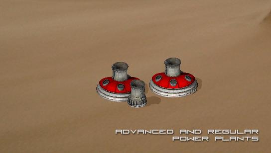 New power plants