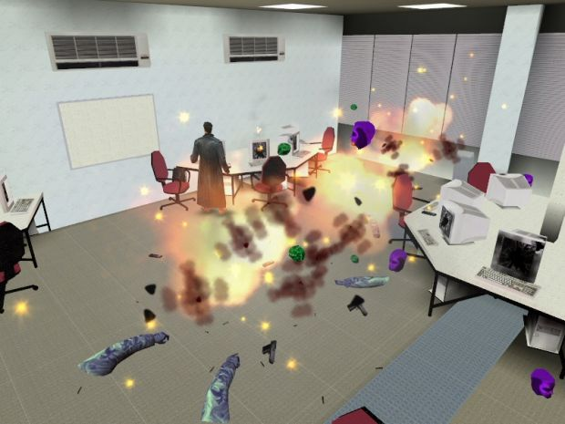 Dude he just.. exploded.. on.. Max