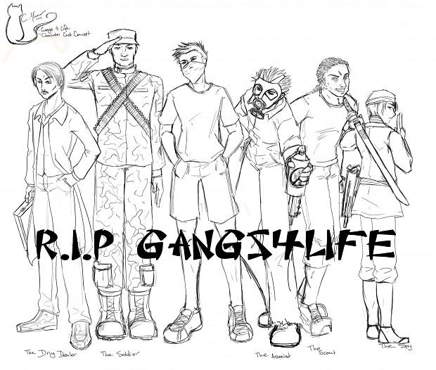 R.I.P Gangs4Life