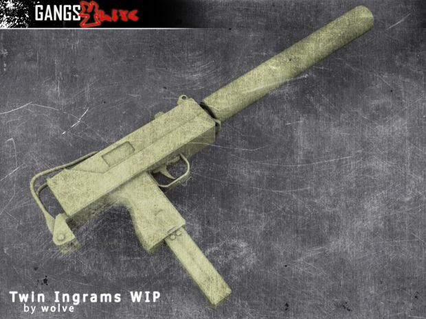 New weapon models & character models  ....