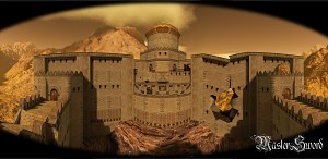 Rickler's Shadahar Palace (As imaged by Lockdown)