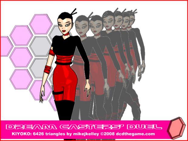 Kiyoko's redesigned render