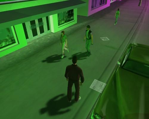 Real shadows (Version 2.0)