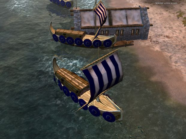 Gondor Transport Ship