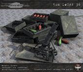 leGrW 36 5cm mortar