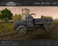 Opel Blitz LKW