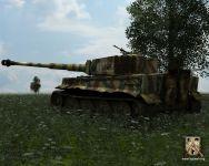 Tiger I Ausf. E late