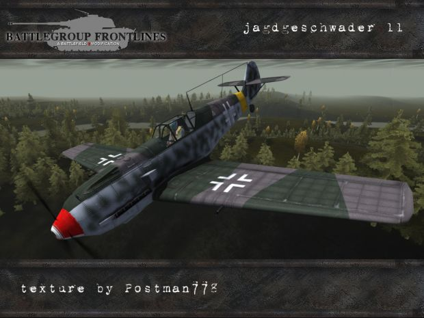 ME109 JG11