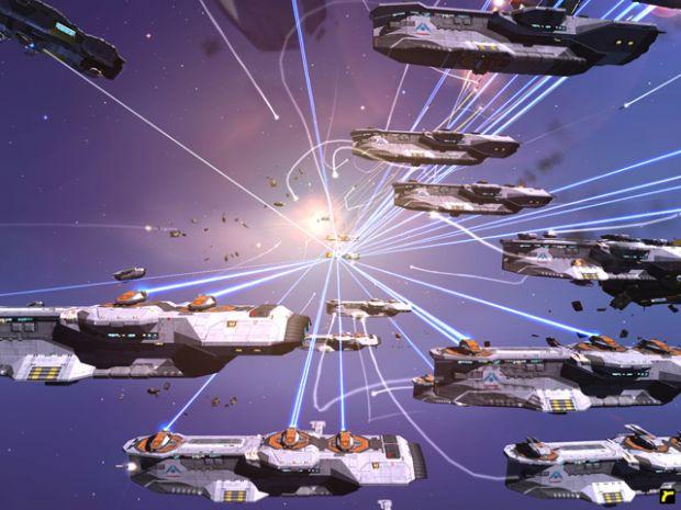 Ion Destroyer Assault