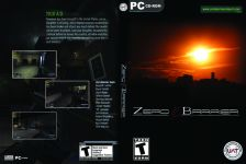 Zero Barrier dvd cover