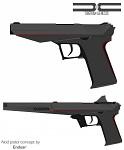 Nod pistol concept art 3