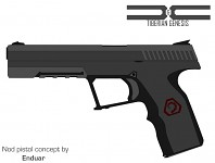 Nod pistol concept art 2