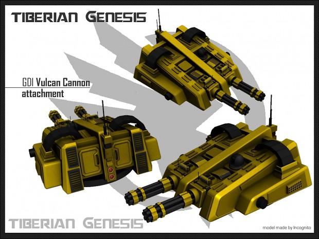 GDI Vulcan Cannon
