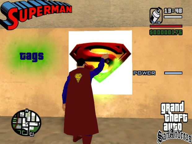 Superman Returns Tags