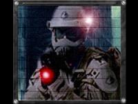 Laser Trooper Cameo