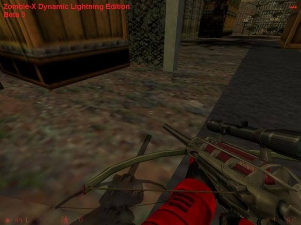 New Crossbow and Shadows