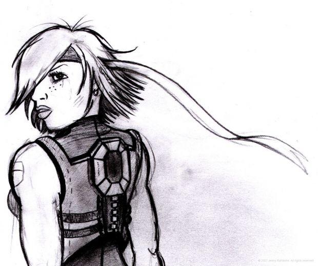 Lucy Rhea Concept.